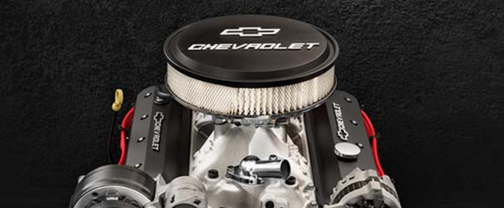 Chevy Turn Key Small Block Engine