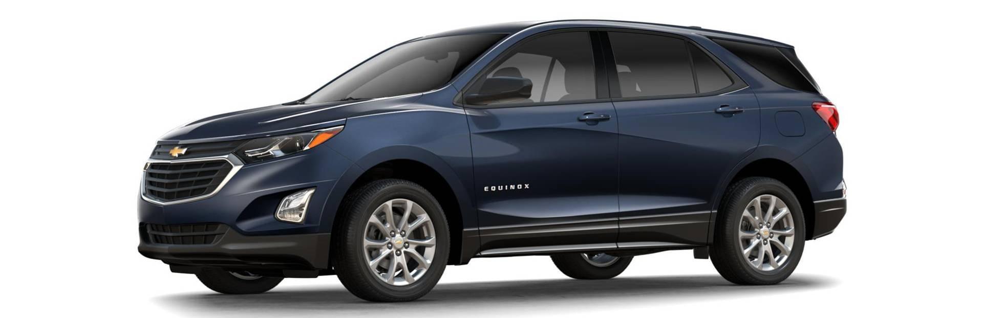 2018 Chevrolet Equinox LS FWD