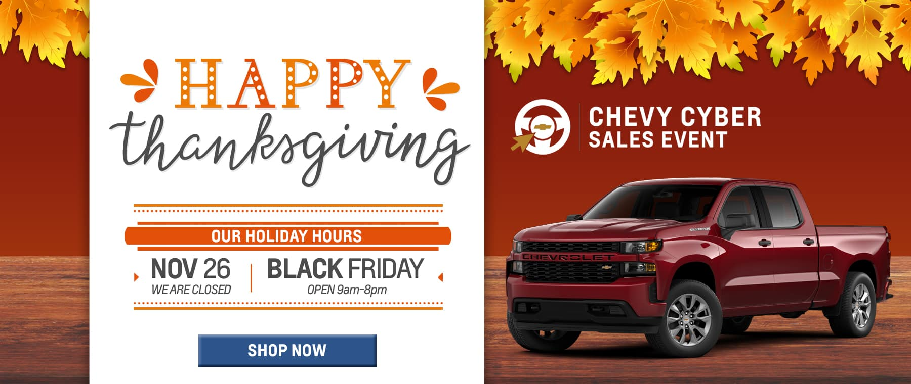 Thanksgiving-GreenwayChevrolet