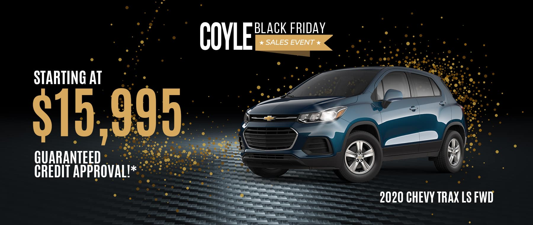 Special Pricing on New Chevrolet Trax near New Albany, Indiana