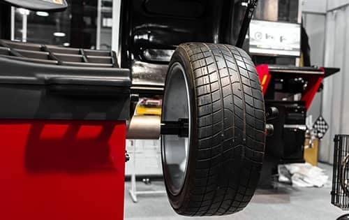 Tire-Balancing
