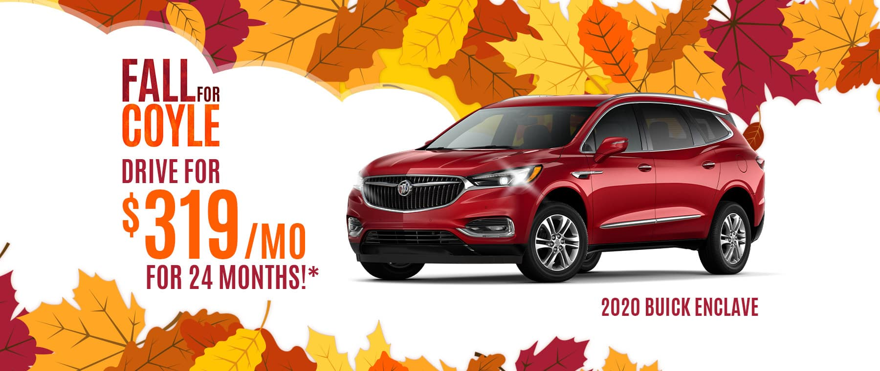 Lease a New Buick Enclave near New Albany, Indiana