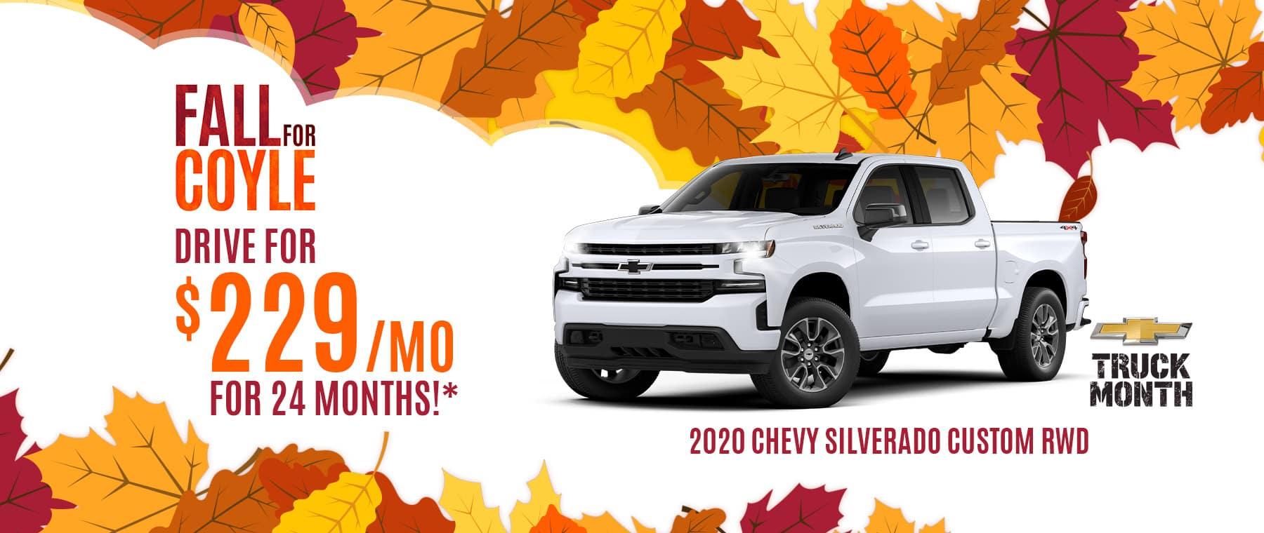 Save on a new Chevy Silverado near Sellersburg, Indiana