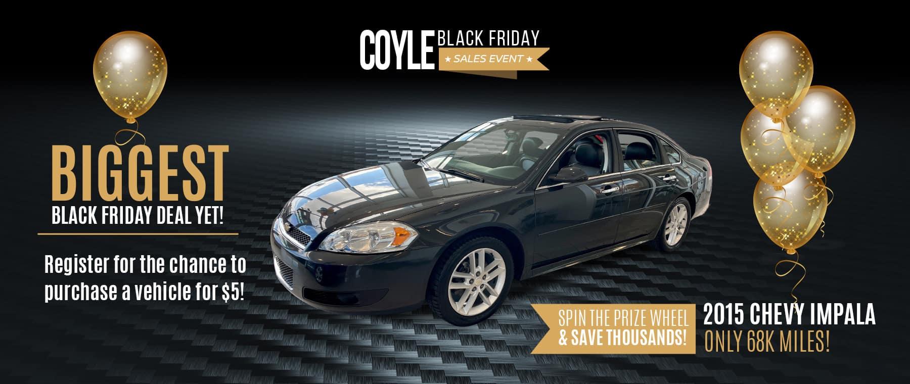 Coyle Chevrolet Buick Gmc Buick Chevrolet Gmc Dealer In Clarksville In
