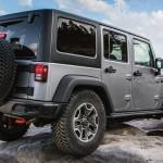 2015 Jeep Wrangler 4x4