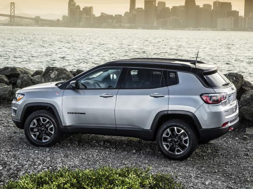2018 Jeep Compass Latitude