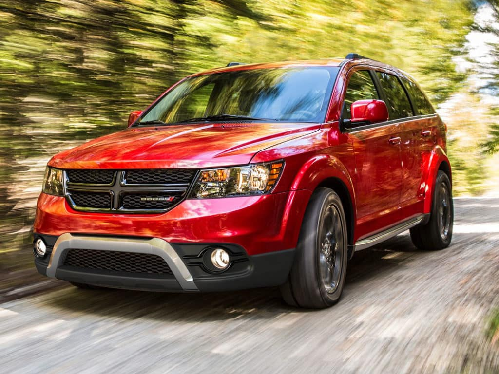 Perfect 2018 Dodge Journey GT AWD