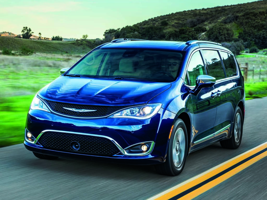 Chrysler Pacifica Tow Specifications Towing Requirements Avalon Wiring Harness For 2018 Touring L
