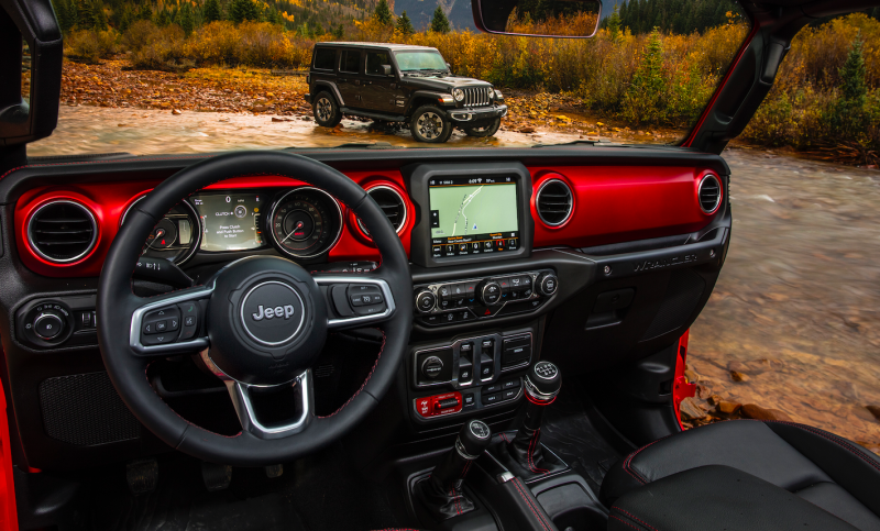 11a676b9 Jeep Wrangler JK vs JL – The Obvious and Not so – Obvious Differences.