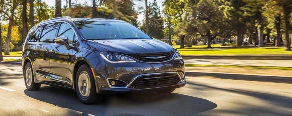 2018 Chrysler Pacifica Cueter Ypsilanti