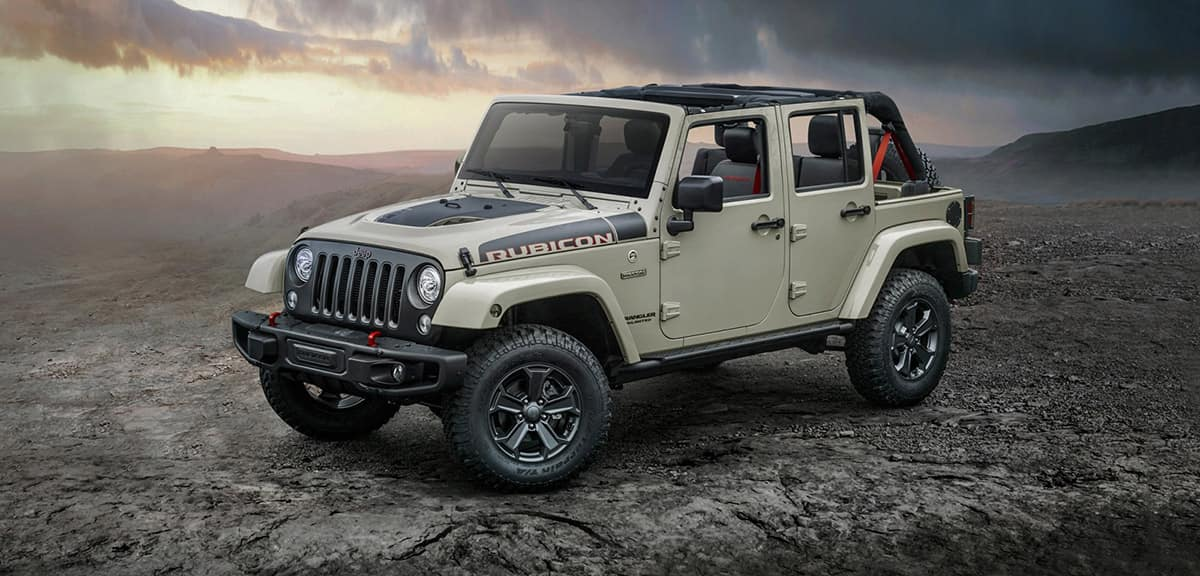 The New 2018 Jeep Wrangler – All The Latest Information >> 2018 Jeep Wrangler Jk Cueter Cjdr