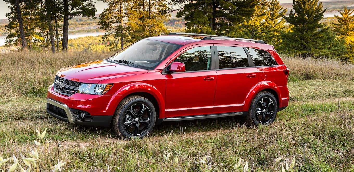 2018 Dodge Journey Cueter Ypsilanti