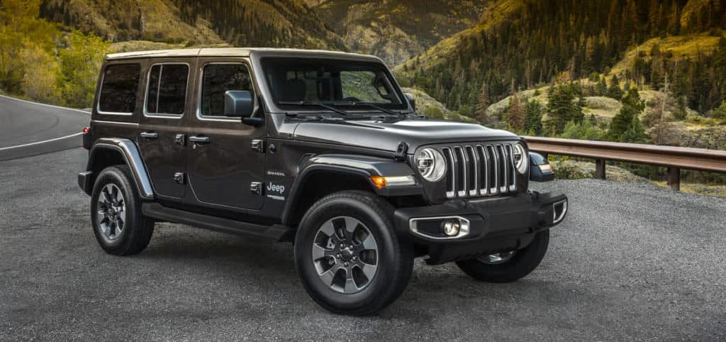 The New 2018 Jeep Wrangler – All The Latest Information >> 2018 Jeep Wrangler Jl Cueter Cjdr