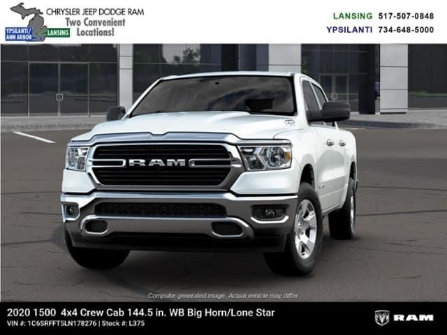 2020 Ram 1500 DT Big Horn Crew Cab 4x4 V8