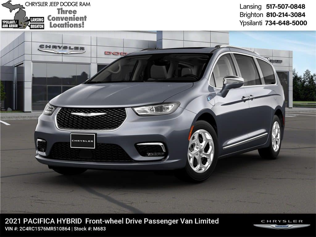 2021 Chrysler Pacifica Hybrid Limited Lease Offer