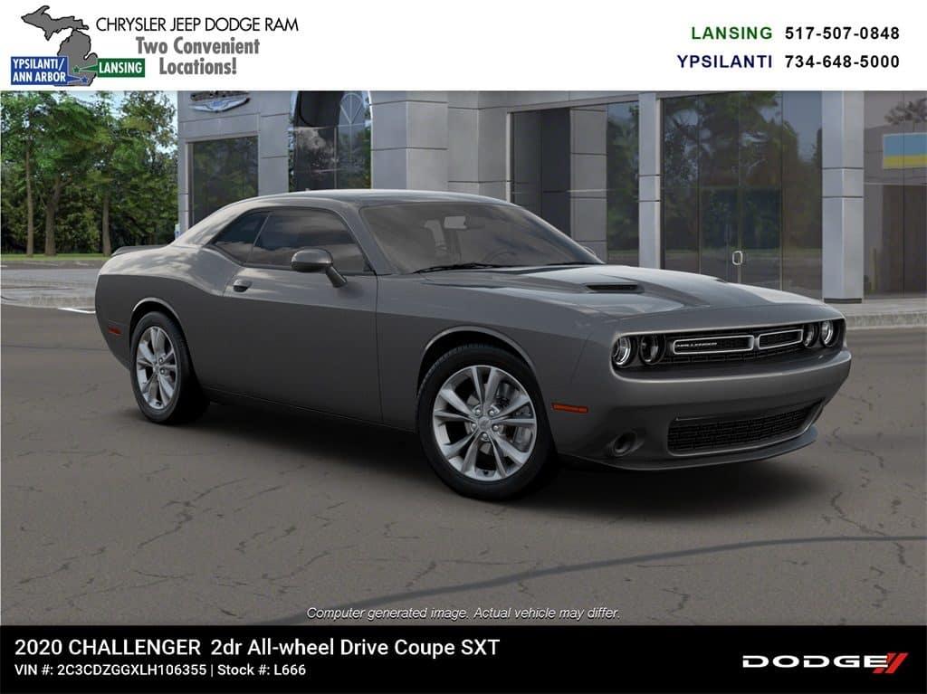 2020 Dodge Challenger SXT AWD