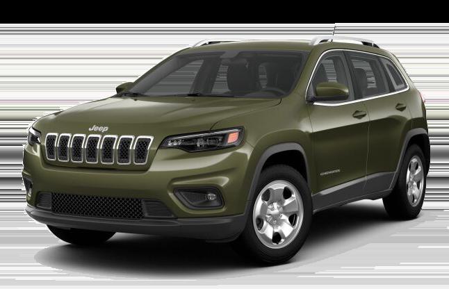 2019 Jeep Compass Latitude 4x4