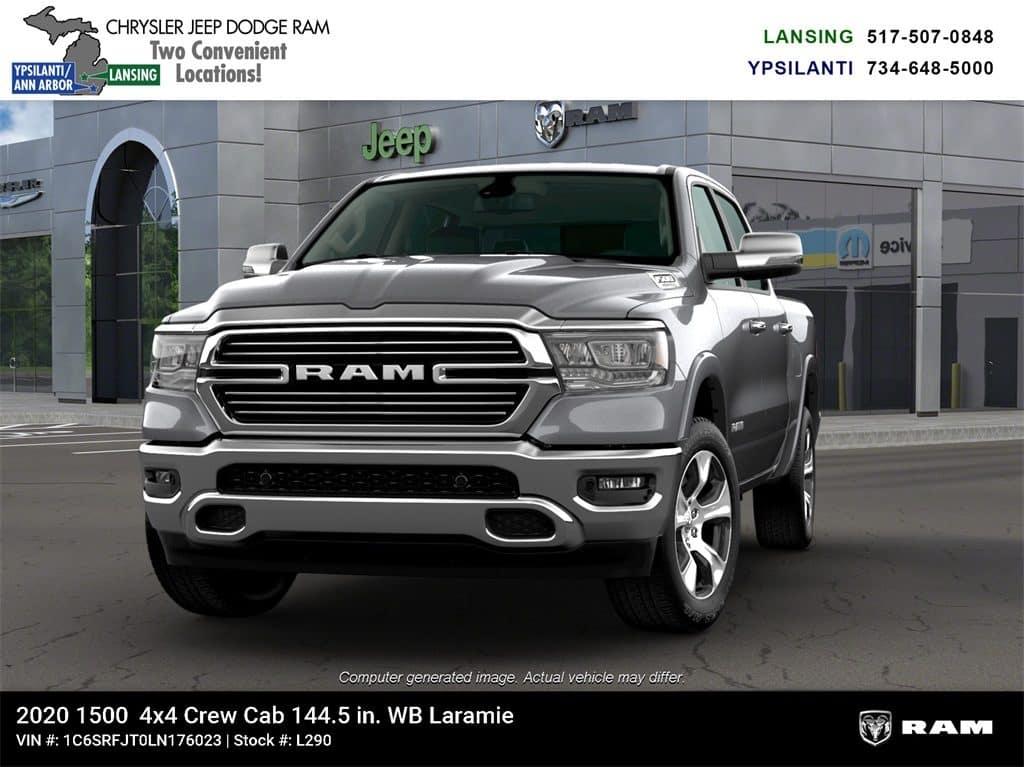 2020 Ram 1500 DT Laramie