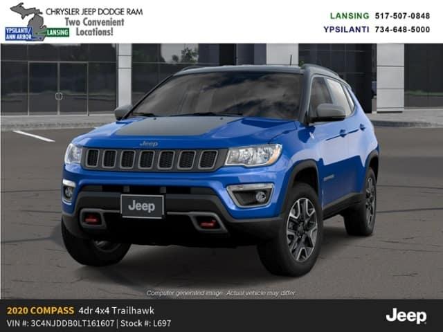 2020 Jeep Compass Trailhawk 4x4
