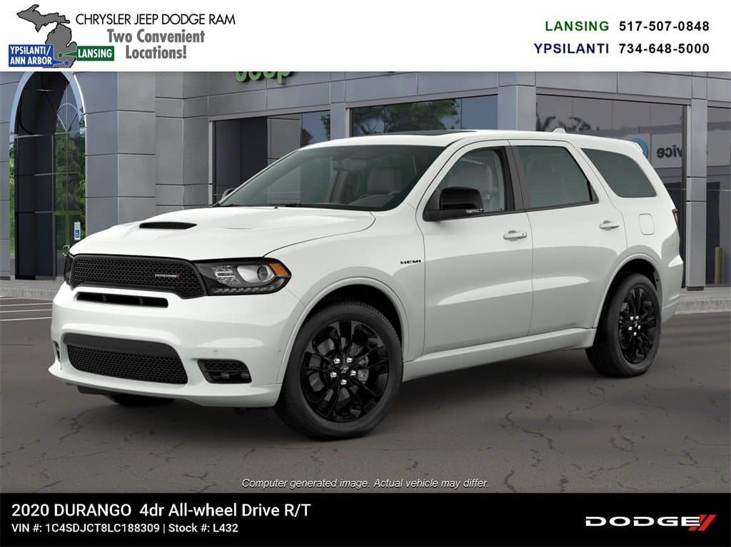 2020 Dodge Durango RT