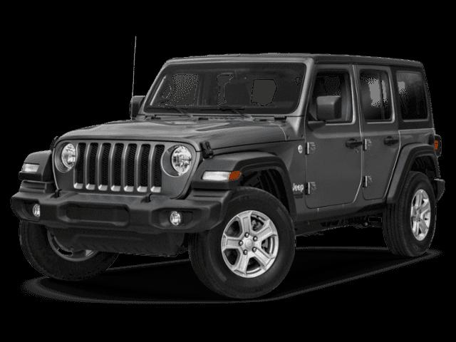 2020 Jeep Wrangler Altitude 4x4