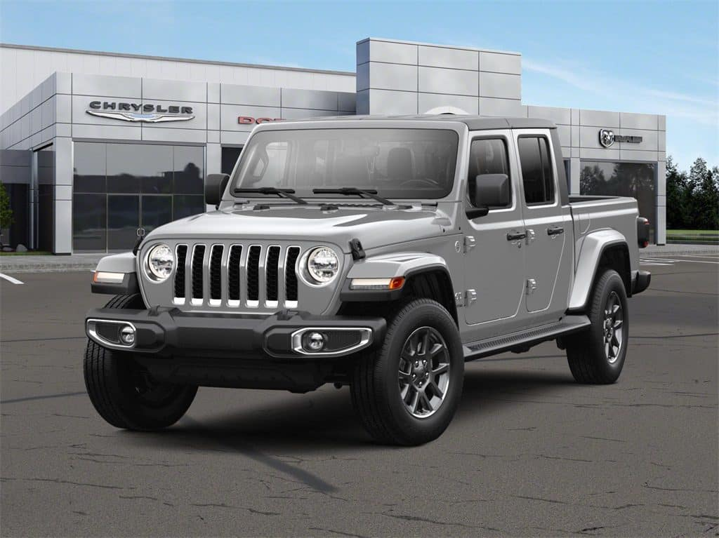 2021 Jeep Gladiator Overland 4X4 Lease Special