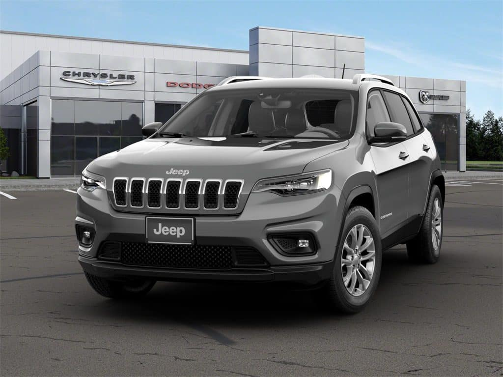 2021 Jeep Cherokee Lux 4x4 Lease Offer