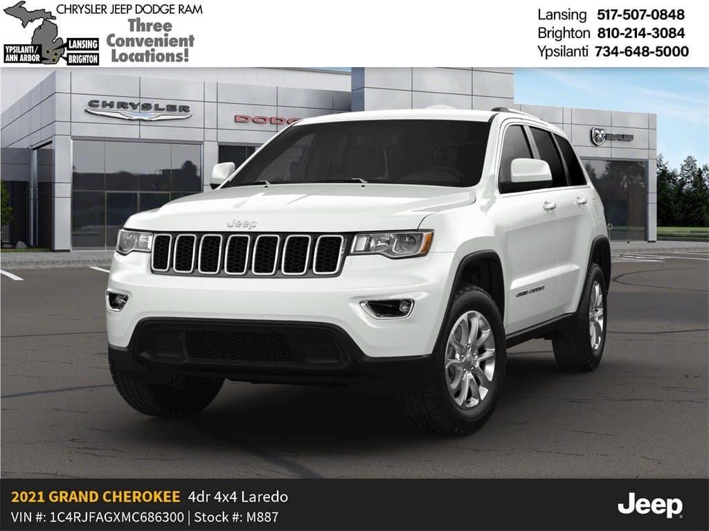 2021 Jeep Grand Cherokee Laredo E Lease Offer