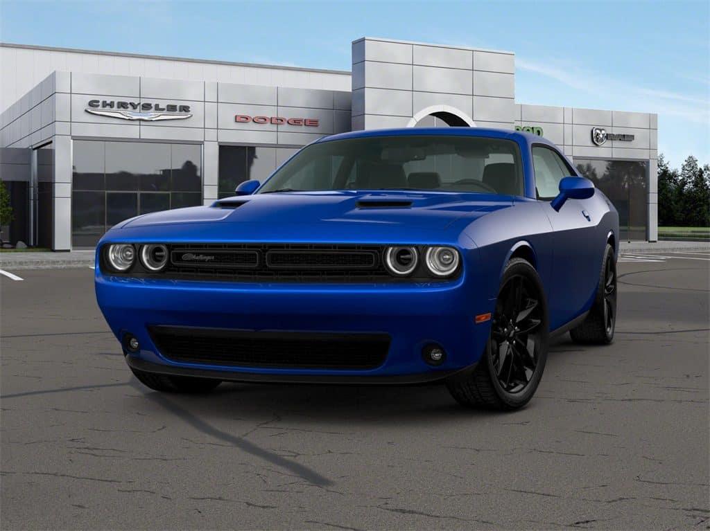 2021 Dodge Challenger SXT AWD Lease Offer