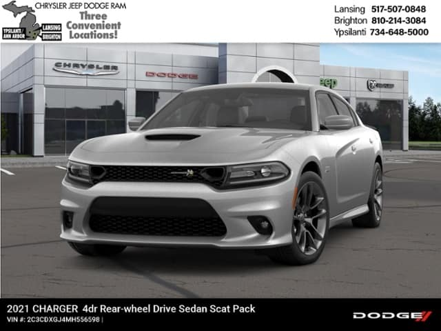2021 Dodge Charger Scat Pack Lease Offer