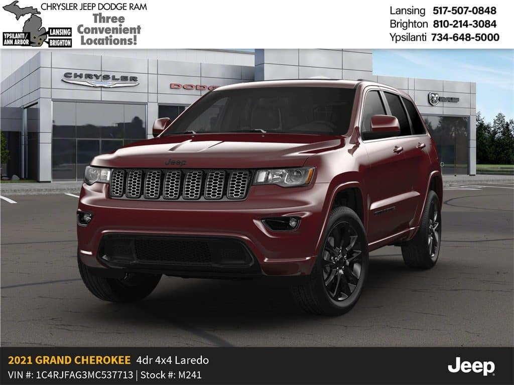2021 Jeep Grand Cherokee Laredo X Lease Offer