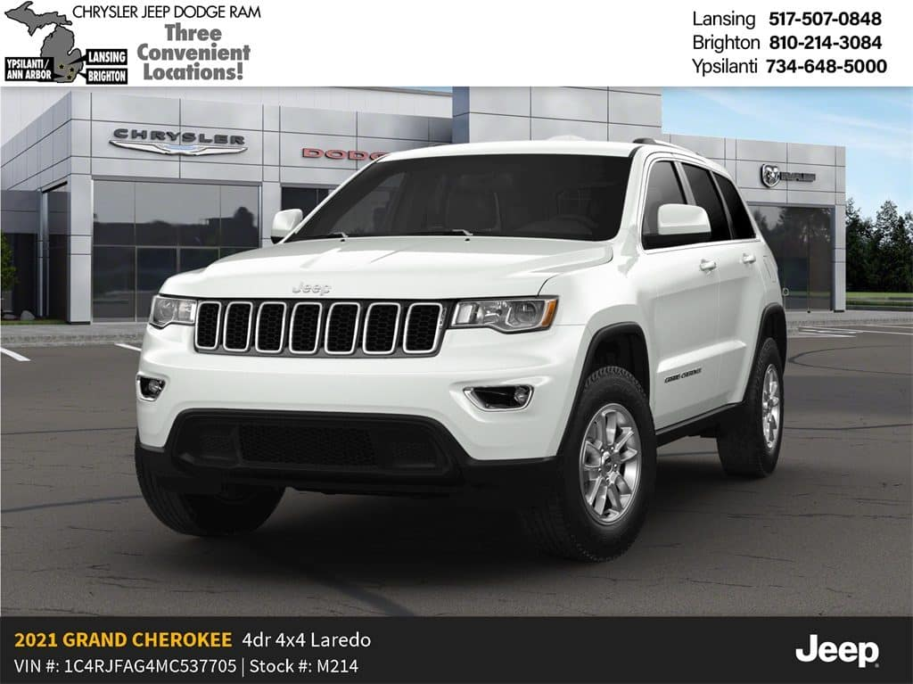 2021 Jeep Grand Cherokee Laredo X Lease Offer