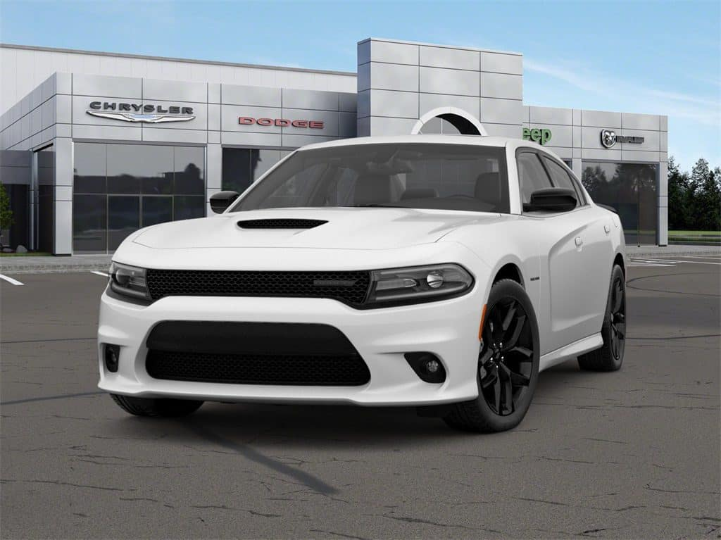 2021 Dodge Charger R/T Lease Offer