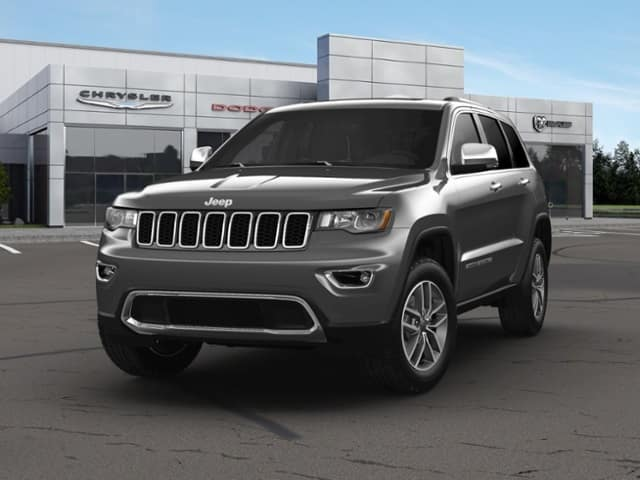 2021 Jeep Grand Cherokee Limited 4x4 Lease Offer