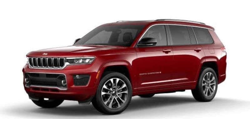 Jeep Grand Cherokee L Overview