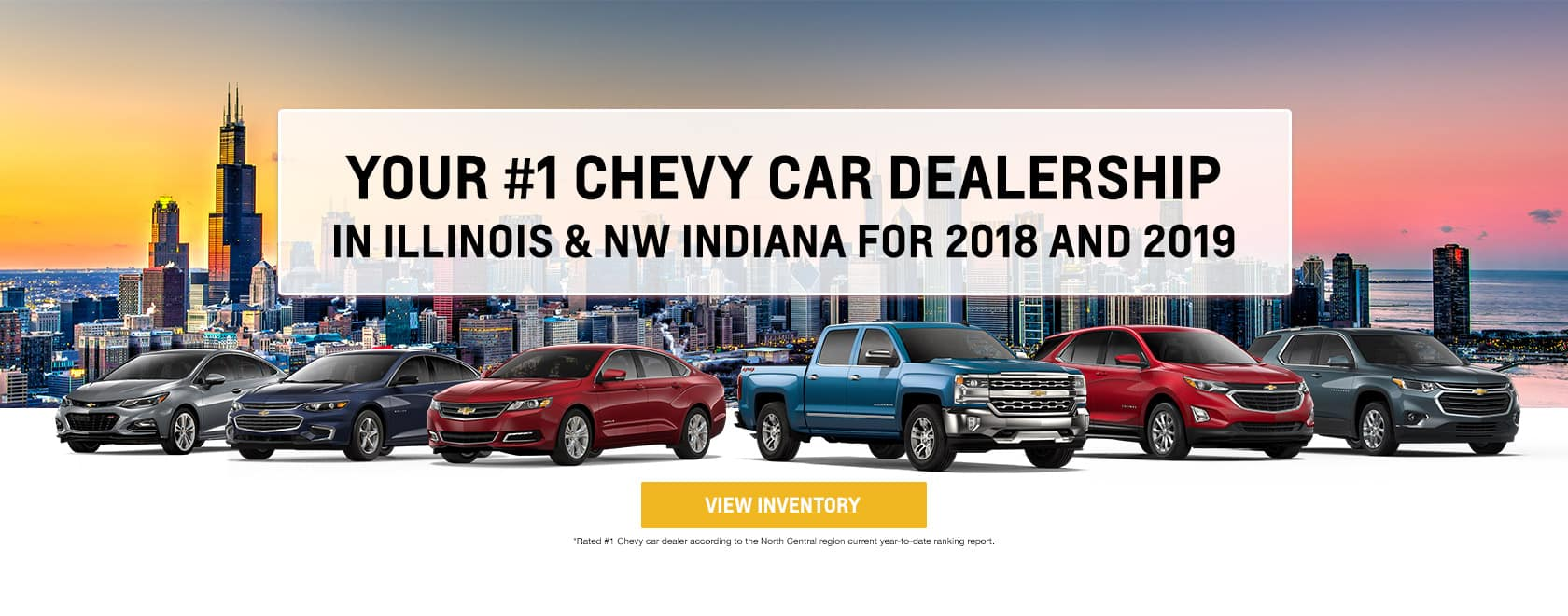 #1 Chevy Dealership
