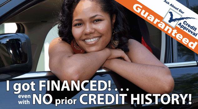 Bad Credit? Need a Vehicle? No Problem!