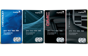 Gm Credit Card >> Gm And Capital One Join Forces With New Rewards Card