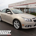 Used 2012 Chevy Cruze Review