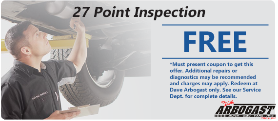 27 Point Inspection Free