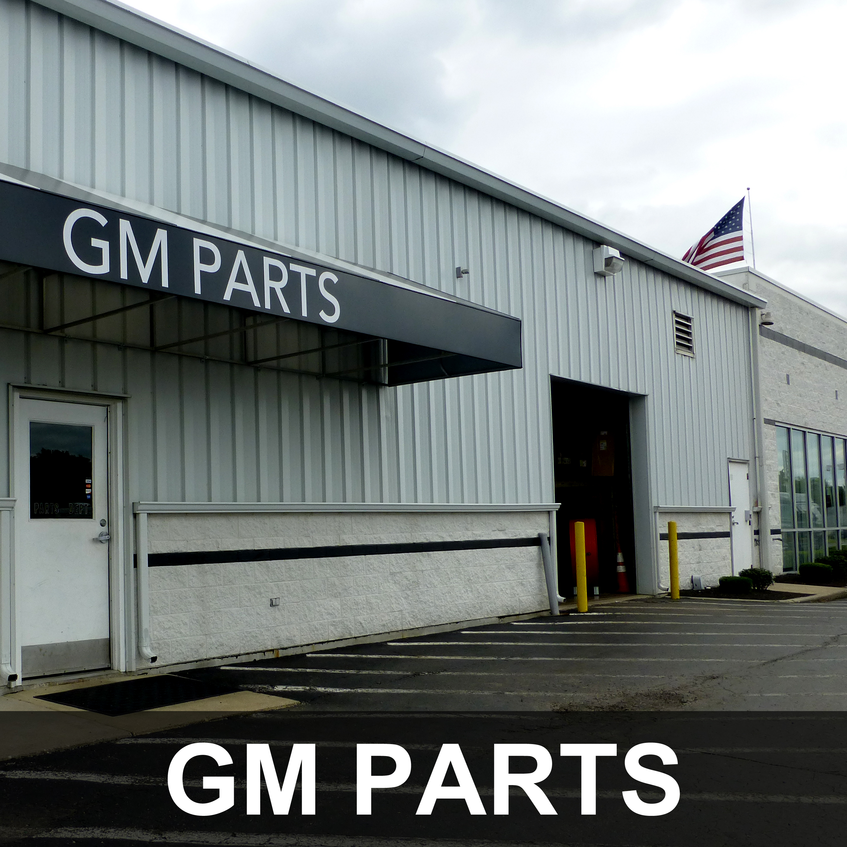 GM Parts at Dave Arbogast