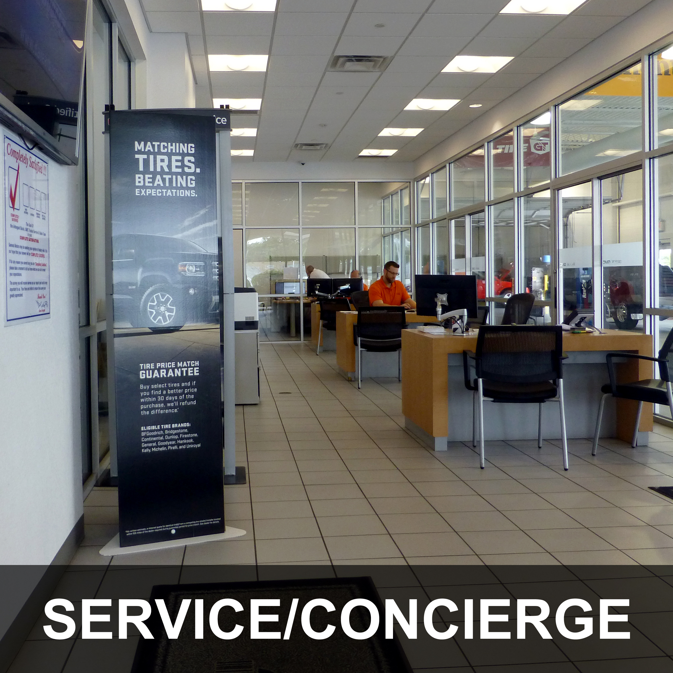 Service Concierge at Dave Arbogast