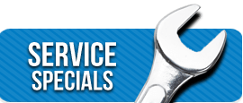 Auto Service Specials | Dave Arbogast Buick