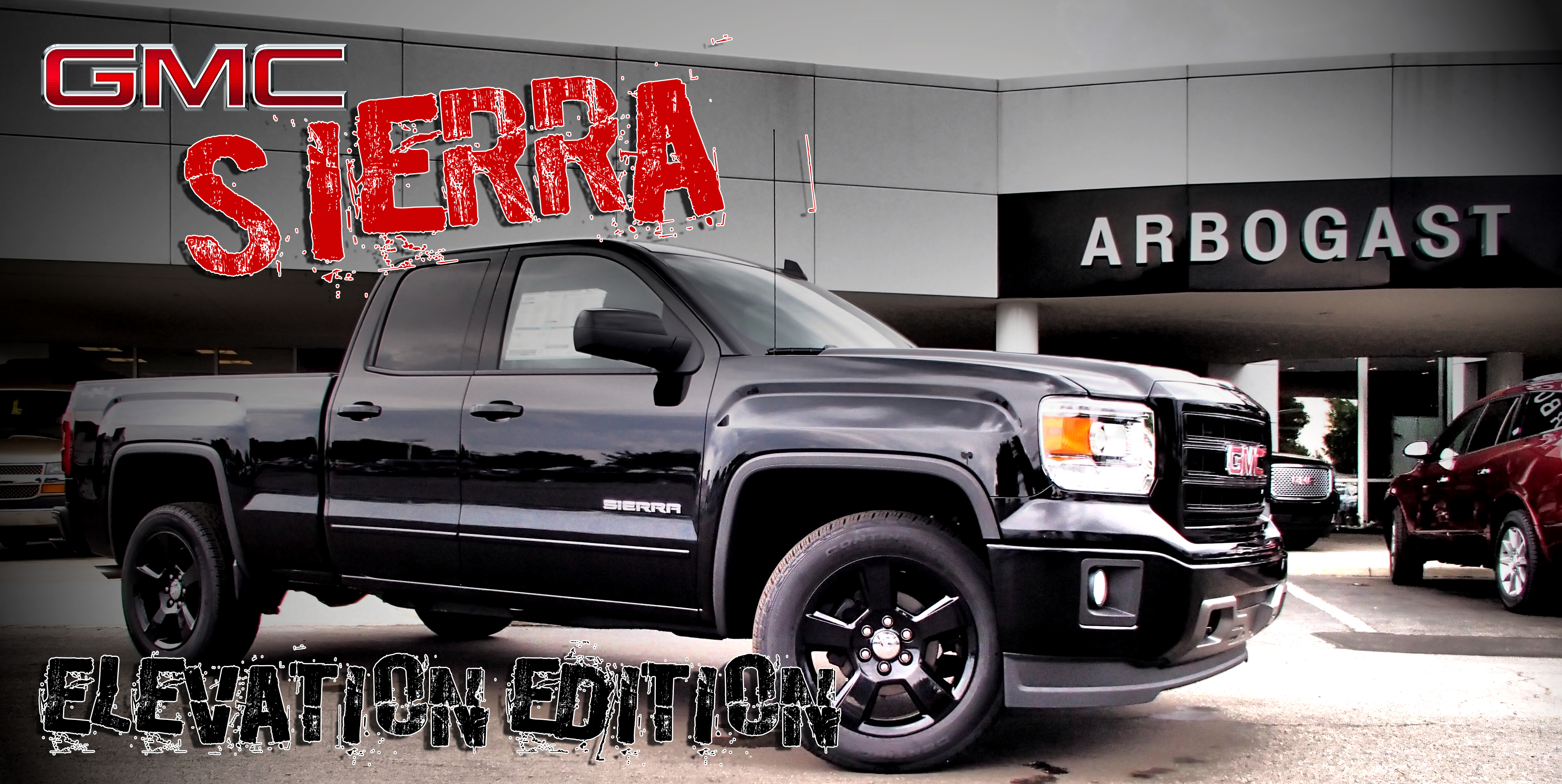 Used Truck Value Calculator >> GMC Sierra: Elevation Edition | Dave Arbogast