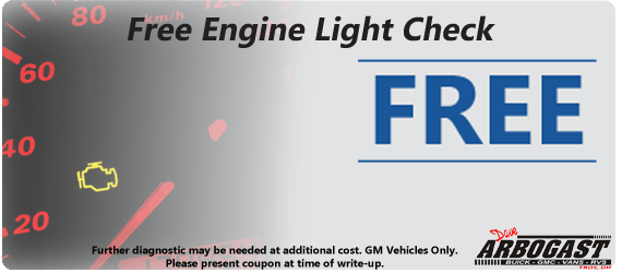 Free Check Engine Light Service