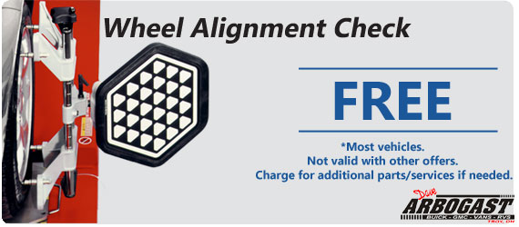 Alignment Check | Dave Arbogast Buick GMC
