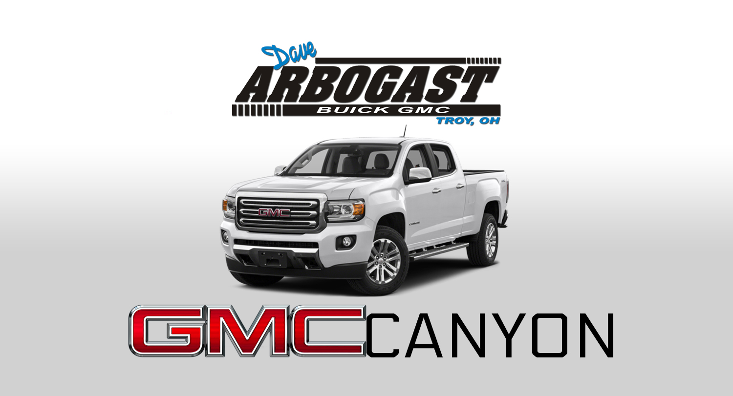 GMC Canyon Accessories | Dave Arbogast