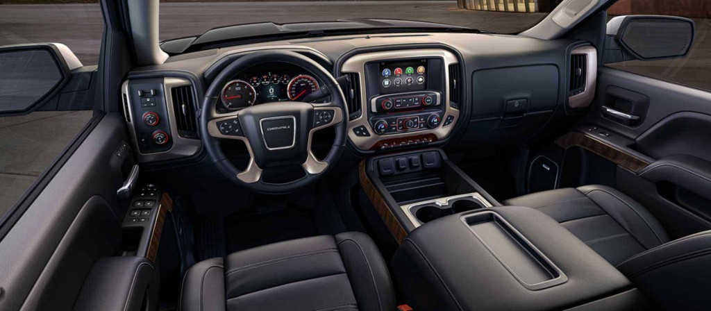 Gmc Sierra Denali Named 2016 Truck Of The Year Dave Arbogast
