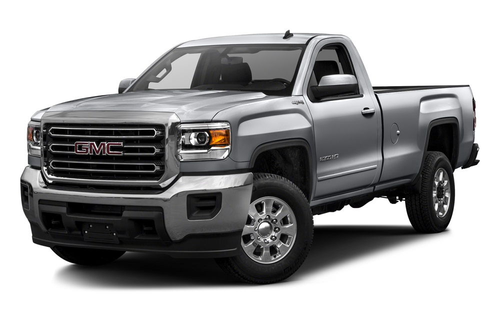 2017 gmc sierra 2500hd redesign coming to dayton and troy. Black Bedroom Furniture Sets. Home Design Ideas