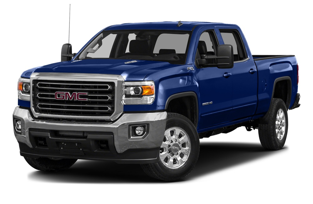 the 2016 gmc sierra 2500hd denali excites troy and dayton drivers. Black Bedroom Furniture Sets. Home Design Ideas